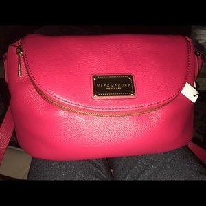 NWT! Marc Jacobs pink shoulder bag.